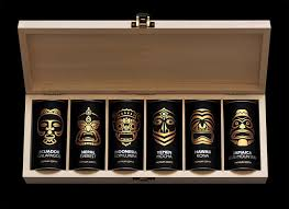 Tribal Coffee Packaging Box