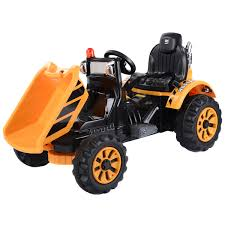 Costway 12V Battery Powered Kids Ride On Tipper Dumper Truck With ... Cast Iron Toy Dump Truck Vintage Style Home Kids Bedroom Office Cstruction Vehicles For Children Diggers 2019 Huina Toys No1912 140 Alloy Ming Trucks Car Die Large Big Playing Sand Loader Children Scoop Toddler Fun Vehicle Toys Vector Sign The Logo For Store Free Images Of Download Clip Art On Wash Videos Learn Transport Youtube Tonka Childrens Plush Soft Decorative Cuddle 13 Top Little Tikes Coloring Pages Colors With Crane