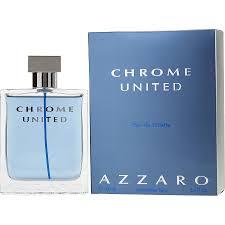 chrome united eau de toilette fragrancenet