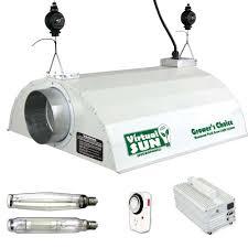 1000 Watt Hps Bulb And Ballast by Amazon Com Virtual Sun Vs1000ms 1 000 Watt Grow Light With
