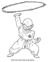 Ultra Instinct Goku Coloring Page