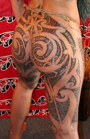 Island Tattoos On Girls
