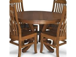 Simply Amish Loft NBL4848-2 Round Pedestal Table With 2 Leaves ... Tucson Amish Maple Round Table With 4 Chairs Hom Fniture Qw Bayfield Plank Rustic 6pc Ding Set Quality Woods Monroe Room In 2019 Cabinfield Marietta Dock86 Sets Fair Sherita Parsons Chair From Dutchcrafters Simply Aspen 7 Piece Mission Trestle And Inspirational Direct Curries Fnituretraverse City Mi