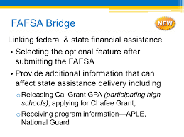 Fafsa Help Desk Number by Cal Grants Overview Presented By The California Student Aid
