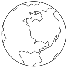 Perfect Earth Coloring Pages 59 For Your Free Colouring With