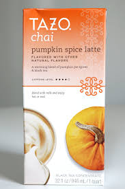 When Are Pumpkin Spice Lattes At Starbucks by Tazo Chai Pumpkin Spice Latte Starbucks Pumpkin Spice Latte
