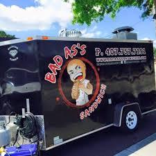 100 Bad Trucks BAD ASS SANDWICH Orlando Food Roaming Hunger