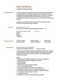 CV Example Template Cv Format Sample Standard Job Resume