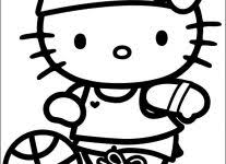 Beautiful Hello Kitty Printable Coloring Pages 72 For Line Drawings With