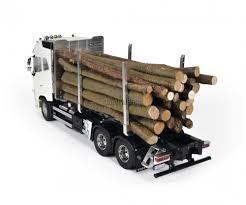 100 Tamiya Truck Volvo FH16 Globetrotter 750 64 Timber 56360 TAMIYA