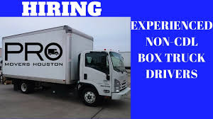 100 Truck Driving Jobs In New Orleans Houston Hiring Experienced NONCDL ROUTE DRIVERSIC YouTube