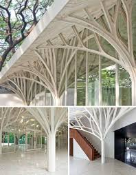 Photos And Inspiration Out Building Designs by Arboreal Architecture Taking Inspiration From Trees Elvish And