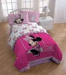 Queen Size Minnie Mouse Bedding by Minnie Mouse Bedding Set