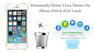 How to Permanently Delete Voice Memos from iPhone iPad iPod Touch
