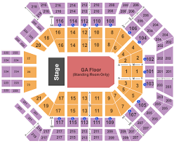 6 mgm grand garden arena seating chart catering resume