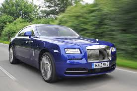 2013 Rolls-Royce Wraith – Kicks Whips & Suits