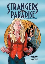 Review Strangers In Paradise Book 6