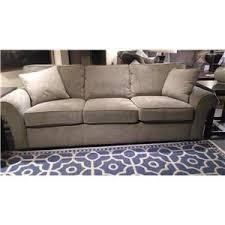 flexsteel vail 91 vail three cushion sofa dunk bright