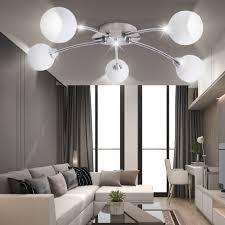 beleuchtung design decken leuchte g9 wohn ess schlaf zimmer
