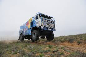 100 7 Ton Truck Yes That IS A Ton Truck Airborne Dakar Is Awesome Triumphs And