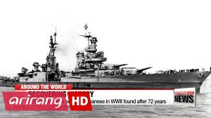 Sinking Ship Indianapolis Facebook by Uss Indianapolis Sunk In Wwii Found After 72 Years Youtube