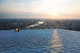 100 Infinity Swimming Worlds First 360 Infinity Pool Planned For London News GCR
