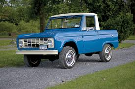 100 1960s Trucks For Sale Year Make And Model 196677 D Bronco Hemmings Daily