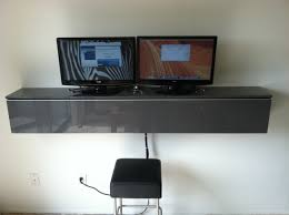 Diy Floating Desk Ikea by Home Design Ikea Floating Desk Ideas And Interior Decorating
