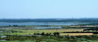 le lac de grand lieu et les marais de la boulogne