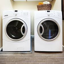 why does my front load washer smell so bad