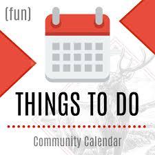 Community Calendar Feb 21 2019 Rio Blanco Herald Times