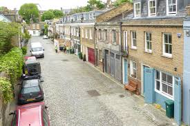 100 Mews Houses This Rundown Onebedroom Mews House Has Gone On Sale For An