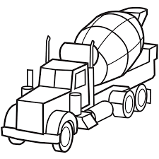 Free Printable Coloring Pages Cars Trucks