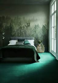 luxurious and mysterious all at once the green