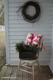 Winterberry Christmas Tree Farm Pa by F A R M H O U S E C H R I S T M A S A Collection Of Holidays