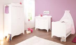 chambre bébé blanc chambre bébé fleur laqué blanc mat