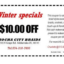Mocha City Braids - Beauty Salon In Mishawaka