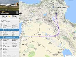 siege a320 tonight s flight from damascus to rostov on don by cham wings a320
