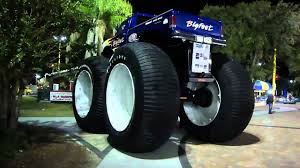 100 Used Big Trucks Huge Monster Truck Used In The Movie ROADHOUSE YouTube