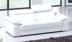 canapé convertible cuir 3 places attrayant canape cuir pas cher moderne articles with canape