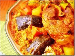 recette cuisine couscous tunisien recette du couscous tunisien aux délices du palais