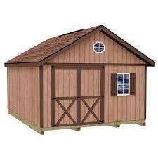 Home Depot Storage Sheds 8x10 by Best Barns Wood Sheds Sheds The Home Depot