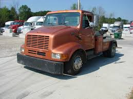 INTERNATIONAL WRECKER TOW TRUCK FOR SALE | #7041