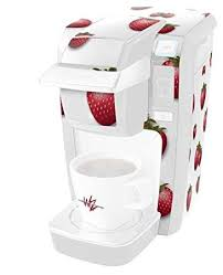 Amazon Strawberries On White
