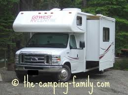 Class C Motorhome With Slide Outs