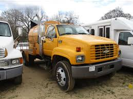 2001 CHEVROLET C6500 SEWER TRUCK, VIN/SN:1GBG6H1C71J509846 - S/A ...