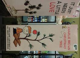 Walgreens Christmas Trees 2014 by Walgreens U0027 6 99 Charlie Brown Christmas Tree Is Everything