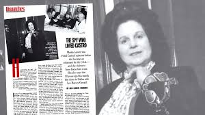 The Story Of Marita Lorenz: Mistress, Mother, C.I.A. Informant ... Guy Banister The Fbi New Orleans And Jfk Aassination Ebook Hersquos A Roundup Of Some Conspiracies Surrounding Former Nead President Thomas Dies Rangers Bank On Jeff Banisters Neverquit Way Life Fort Las Ideas De Fidel Castro Un Progonista De La Cris Misiles Papiermch Patriots How Historical Heroes Turn Up As Trojan Cia Over Jfks Assination Business Insider 55 Best Mobs_new Images Pinterest Gangsters Mobsters The Oswald Files What American Intelligence Knew About Kennedys Ruth Typewriter 15 Days Page 5 Debate Ronnie Christopher Walken Headshot 1953