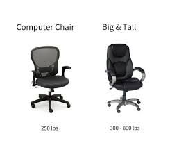 Office Chair 300 Lb Capacity by How Much Weight Does The Standard Office Chair Hold