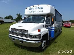 2009 GMC C4500 Bus, S/n 1GBE4V... Auctions Online | Proxibid
